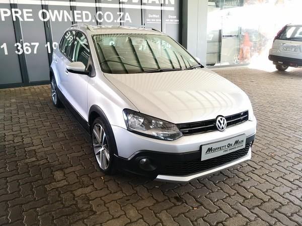 2013 Volkswagen Polo 1.6 Tdi Cross  Eastern Cape Port Elizabeth_0