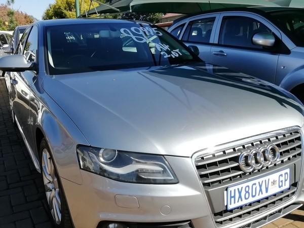 2009 Audi A4 2.0t Ambition b8  Gauteng Boksburg_0