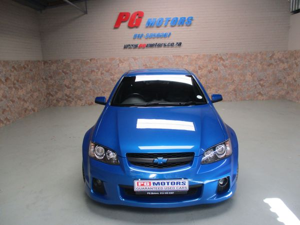 2011 Chevrolet Lumina Ss 6.0 At  Gauteng Pretoria_0
