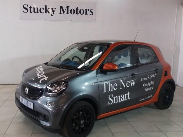 2016 Smart Forfour Proxy Kwazulu Natal Newcastle_0
