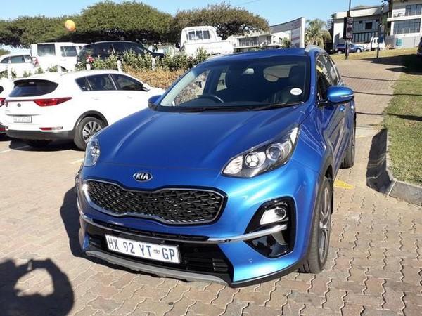 2019 Kia Sportage 2.0 CRDi EX Auto AWD Gauteng Sandton_0