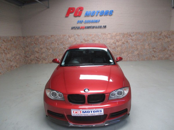 2008 BMW 1 Series 135i Coupe  Gauteng Pretoria_0