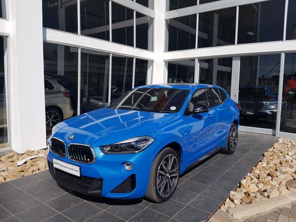 2018 BMW X2 xDrive20d M-Sport F39 AutomaticDiesel Mpumalanga Secunda_0
