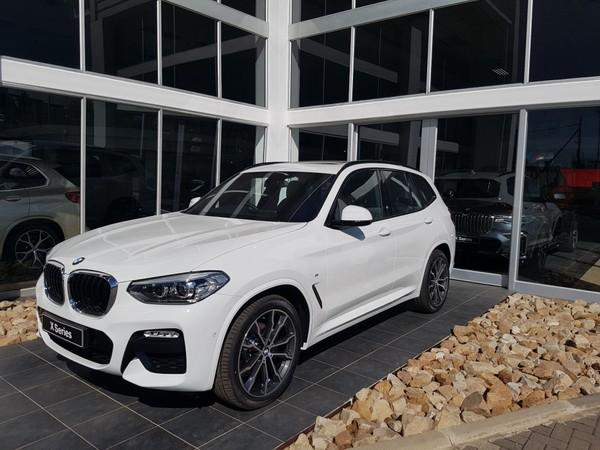 2019 BMW X3 xDRIVE 20d M-Sport G01 Mpumalanga Secunda_0