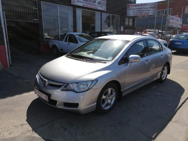 2008 Honda Civic 1.8i Exi...AirconElectric WindowsGood Condition. Kwazulu Natal Durban_0