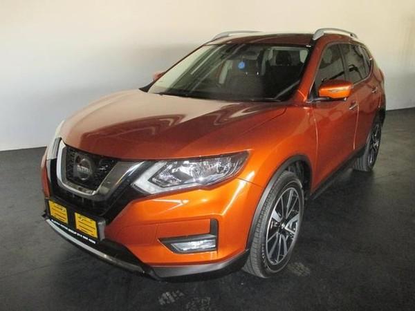 2018 Nissan X-Trail 2.5 Tekna 4X4 CVT 7S North West Province Rustenburg_0