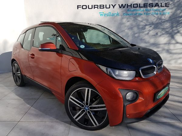 2016 BMW i3 REX Gauteng Four Ways_0