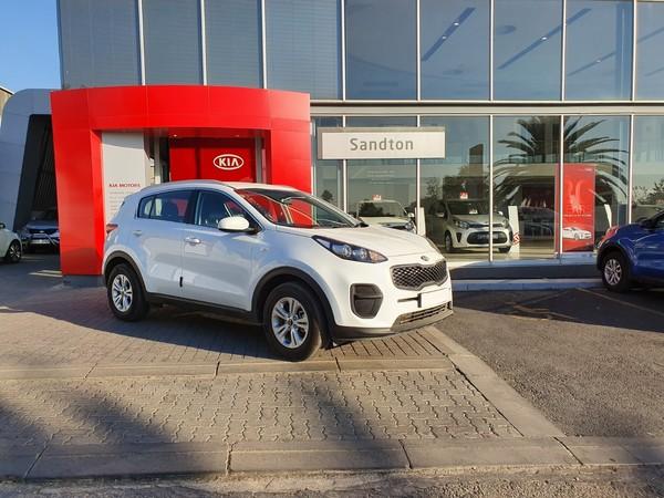 2017 Kia Sportage 2.0 Ignite Auto Gauteng Sandton_0