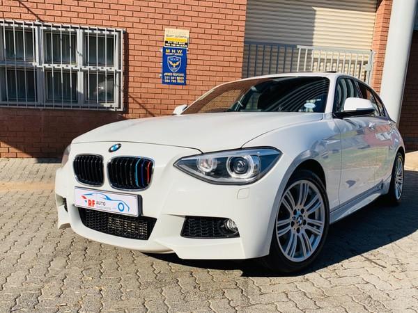 2012 BMW 1 Series 125i M Sport Line 5dr At f20  Gauteng Sandton_0