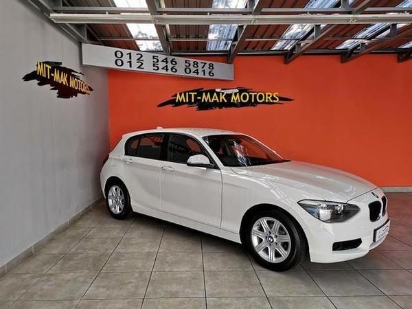 2012 BMW 1 Series 116i 5dr At f20  Gauteng Pretoria_0