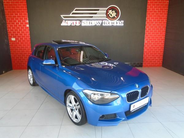 2013 BMW 1 Series 116i M Sport Line 5dr f20  Gauteng Kempton Park_0