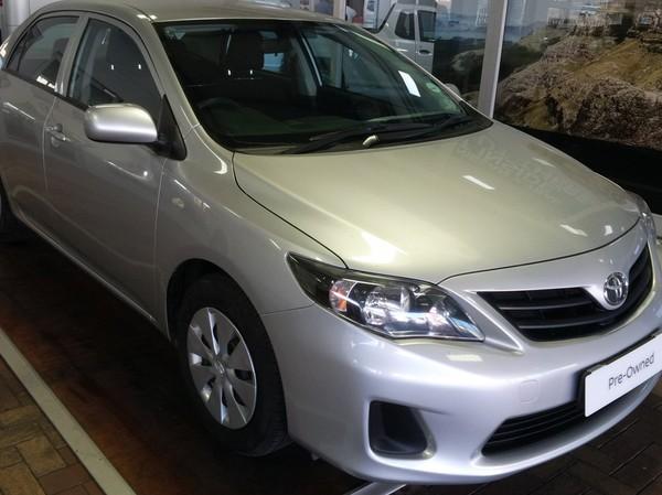 2016 Toyota Corolla Quest 1.6 Kwazulu Natal Empangeni_0