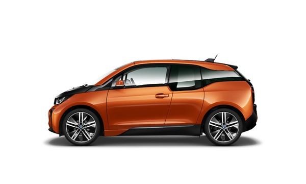 2014 BMW i3  Gauteng Roodepoort_0