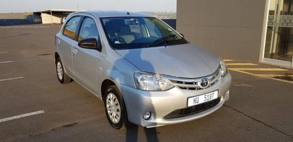 2013 Toyota Etios 1.5 Xs 5dr  Kwazulu Natal Pinetown_0