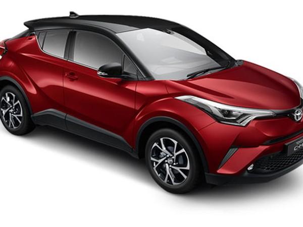 2019 Toyota C-HR CH-R Luxury 0810220258 Gauteng Johannesburg_0