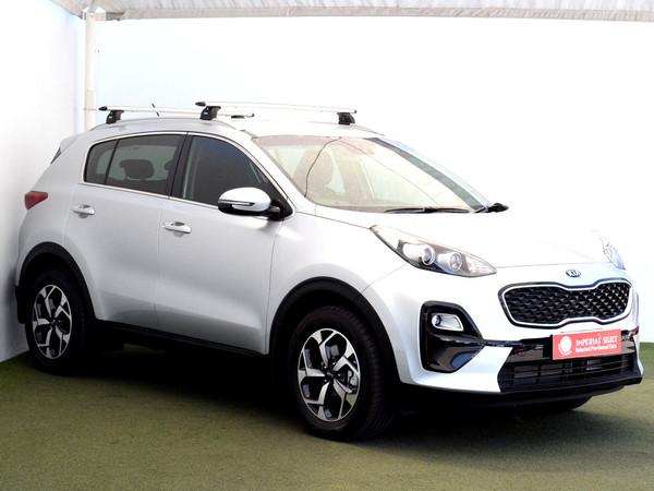 2019 Kia Sportage 2.0 Ignite Auto Western Cape Milnerton_0