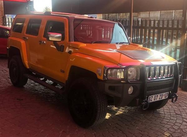2007 Hummer H3 Adventure  Gauteng Benoni_0