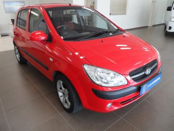 2010 Hyundai Getz 1.6 Hs  Kwazulu Natal Port Shepstone_0