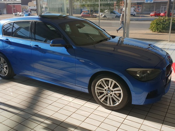 2012 BMW 1 Series 120d 5dr At f20  North West Province Rustenburg_0