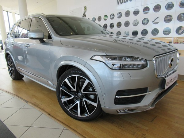 2018 Volvo XC90 D5 Geartronic AWD Inscription Gauteng Johannesburg_0