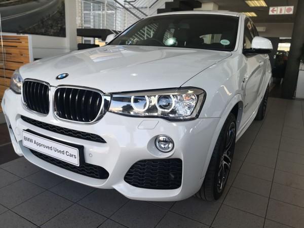 2017 BMW X4 xDRIVE20d M Sport Gauteng Boksburg_0