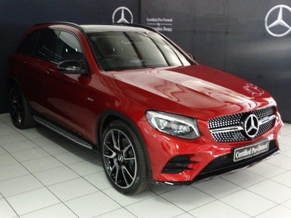 2018 Mercedes-Benz GLC AMG 43 4MATIC Limpopo Polokwane_0