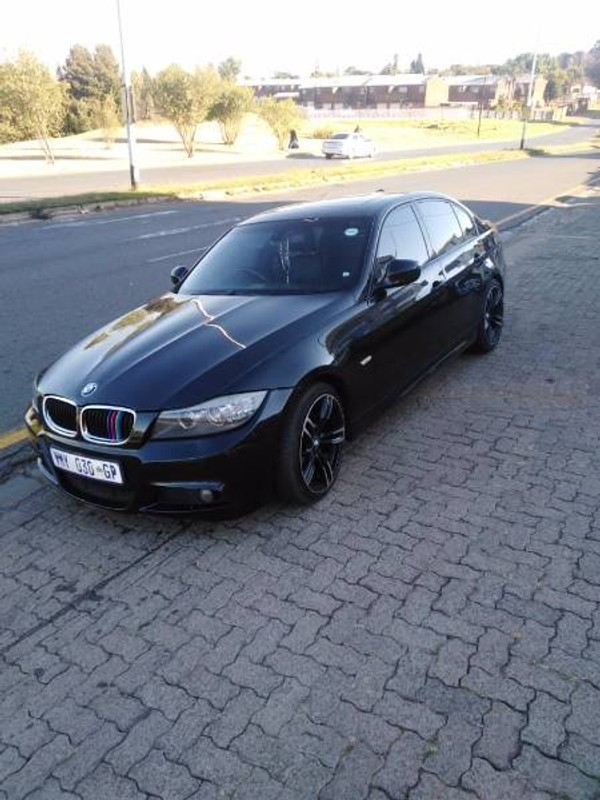 2010 BMW 3 Series 320d At e90  Gauteng Florida_0