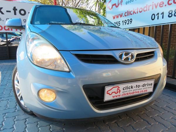 2010 Hyundai i20 1.6 Low mileage. Clean car.  Gauteng Randburg_0