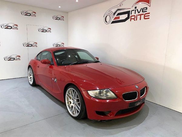 2007 BMW Z4 M Coupe  Gauteng Kyalami_0