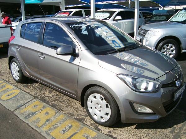 2013 Hyundai i20 1.4 Fluid  Gauteng Pretoria_0