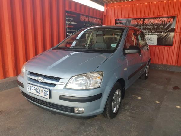2005 Hyundai Getz 1.3 Ac  Gauteng Pretoria_0