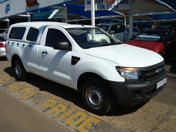 2013 Ford Ranger 2.2tdci Pu Sc  Gauteng Pretoria_0
