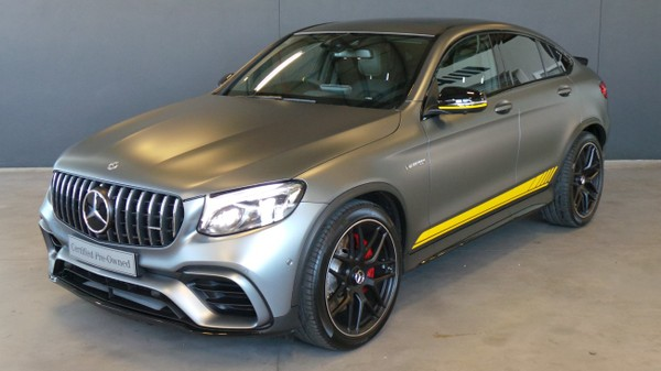 2019 Mercedes-Benz GLC GLC 63S Coupe 4MATIC Western Cape Somerset West_0