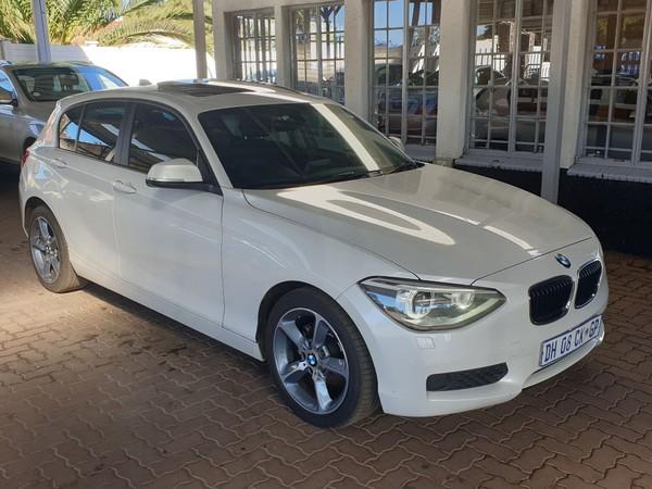 2014 BMW 1 Series 116i Sport Line 5dr At f20  Gauteng Centurion_0