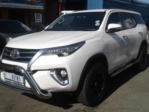 2016 Toyota Fortuner 2.8GD-6 RB Auto Gauteng Johannesburg_0