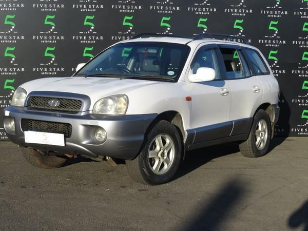2004 Hyundai Santa Fe 2.7 Gls At  Gauteng Johannesburg_0