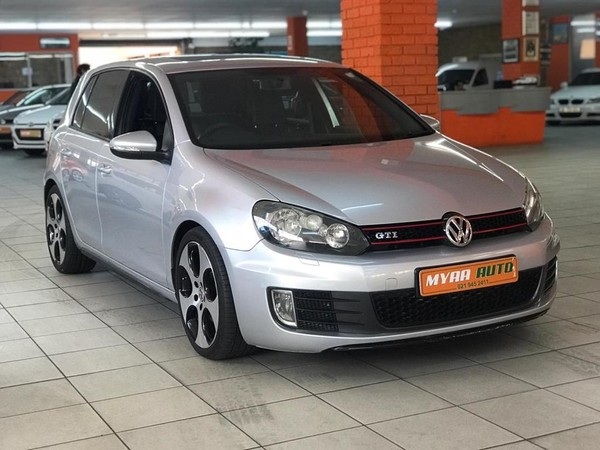 2009 Volkswagen Golf Vi Gti 2.0 Tsi  Western Cape Cape Town_0
