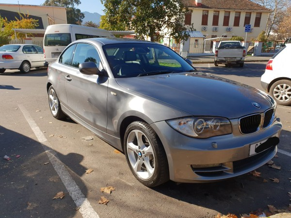 2010 BMW 1 Series 120d Coupe  Western Cape Paarl_0