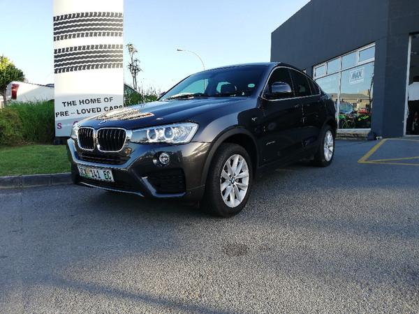 2018 BMW X4 xDRIVE20d Eastern Cape Nahoon_0