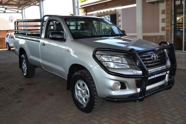 2012 Toyota Hilux 2.5 D-4d Srx 4x4 Pu Sc  North West Province Klerksdorp_0
