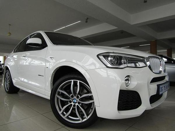 2014 BMW X4 xDRIVE30d M Sport Gauteng Johannesburg_0