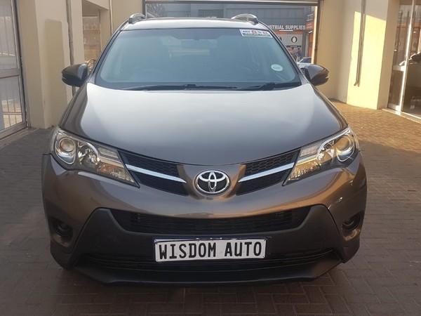2014 Toyota Rav 4 Rav4 2.0 Gx At  Gauteng Johannesburg_0
