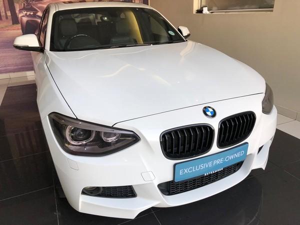 2014 BMW 1 Series 120d M Sport Line 5dr At f20  Gauteng Midrand_0