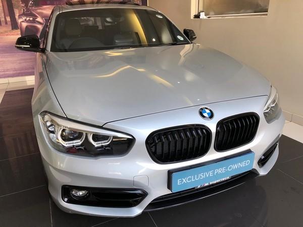 2018 BMW 1 Series 118i Edition Sport Line Shadow 5-Door Auto F20 Gauteng Midrand_0