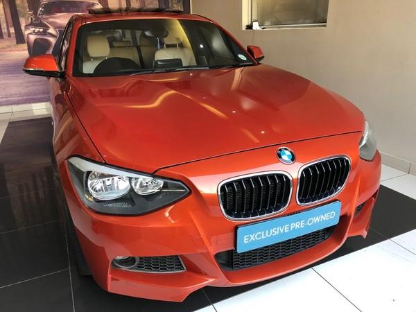 2015 BMW 1 Series 118i M Sport 5-Door Auto Gauteng Midrand_0