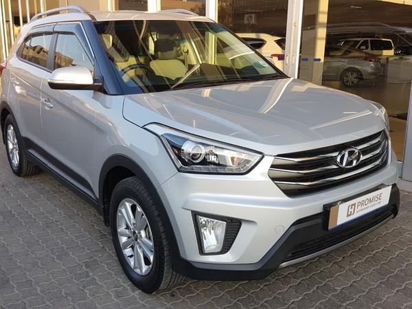 2018 Hyundai Creta 1.6D Executive Auto Gauteng Sandton_0