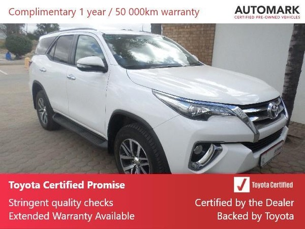 2016 Toyota Fortuner 2.8GD-6 RB Auto Limpopo Messina_0