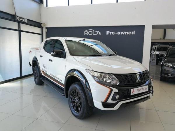 2019 Mitsubishi Triton 2.4 Di-DC Athlete 4x4 Auto Double Cab Bakkie Western Cape Somerset West_0