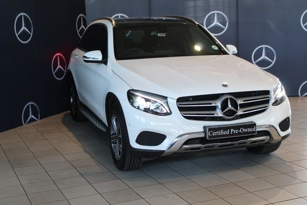 2018 Mercedes-Benz GLC 220d Gauteng Bedfordview_0