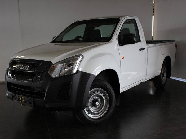 2021 Isuzu KB Series 250D LEED Single cab Bakkie Gauteng Boksburg_0